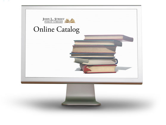 Link to John L Street Library Online Catalog